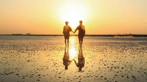 我能想到最浪漫的事,就是和你一起慢慢变老