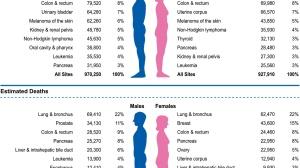 美国2021年癌症年度报告出炉,癌症死亡率再创单年最大降幅,肺癌治疗进步显著,非吸烟相关肺癌值得关注