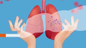"""不吸烟的肺癌患者疗法更多!研究显示80%的不吸烟肺癌患者具有可靶向突变,更易走上""""靶向""""快车道"""